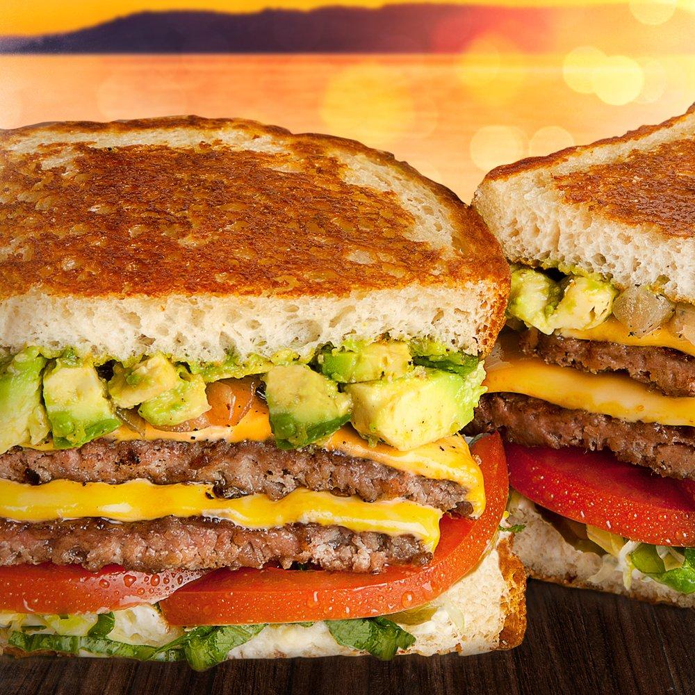 The Habit Burger Grill: 4791 Firestone Blvd, South Gate, CA