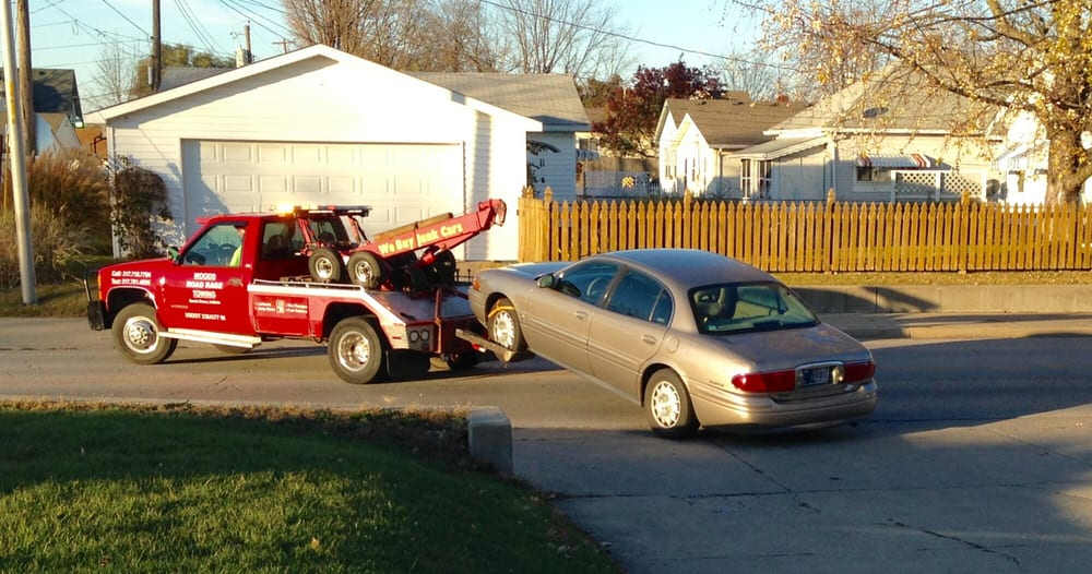 Woods Road Rage Towing: 447 Churchman Ave, Beech Grove, IN