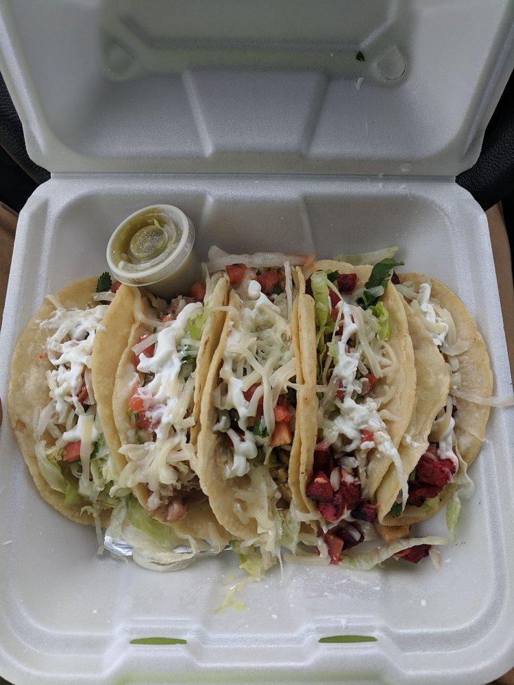 El Super Taco: 1416 Fayetteville Rd, Rockingham, NC