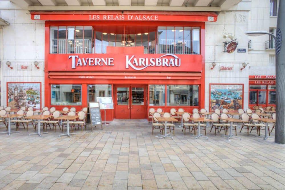 Relais D Alsace Restaurant Tours