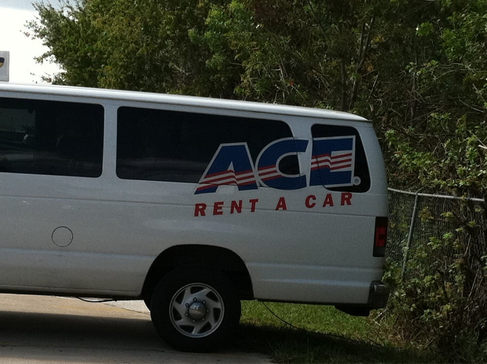 Ace rent a car denver international airport reviews 12