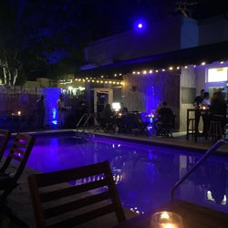 Awesome Photo Of Blue Beer Garden   Miami Beach, FL, United States. Lighting