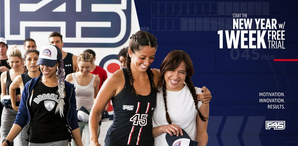 F45 Training Pompano Beach