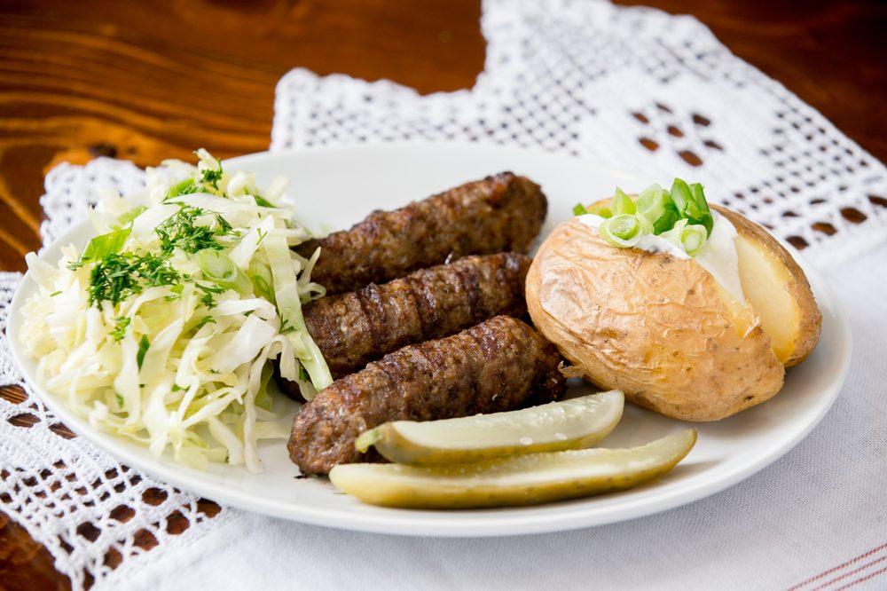 Food from Moldova Restaurant