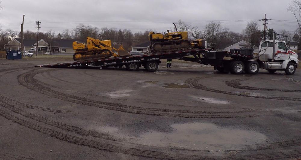 Towing business in Hurley, NY