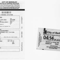 Berkeley Parking Enforcement - 116 Reviews - Public Services
