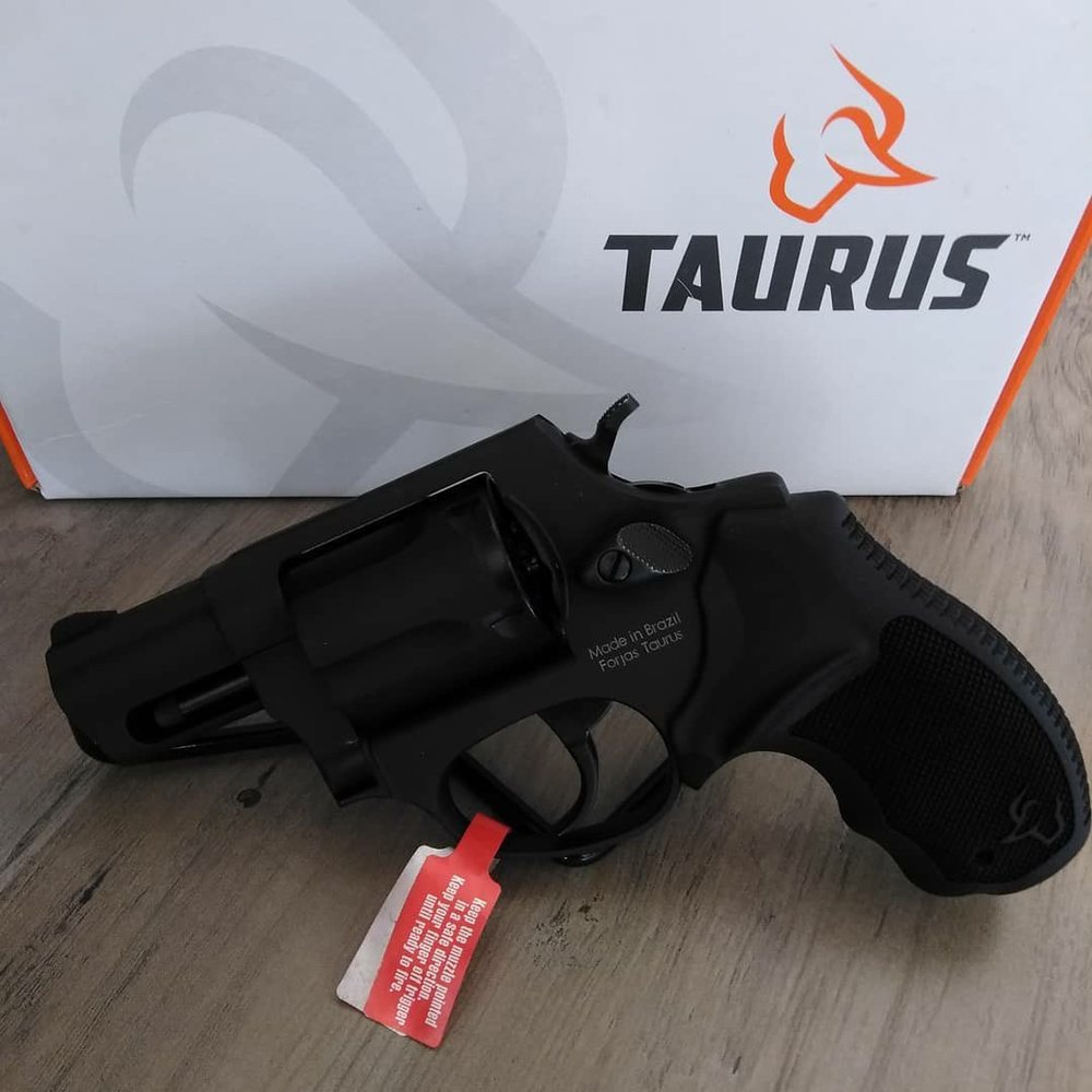 Taurus 605, chambered in 357 Mag with a capacity of 5, in a