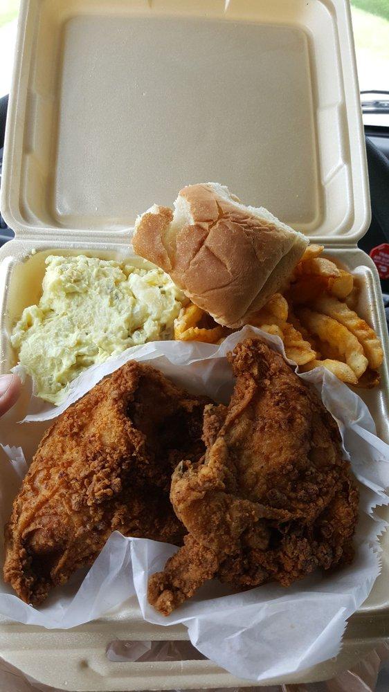 Huff's Chicken Coop: 609 W Franklin St, Sylvester, GA