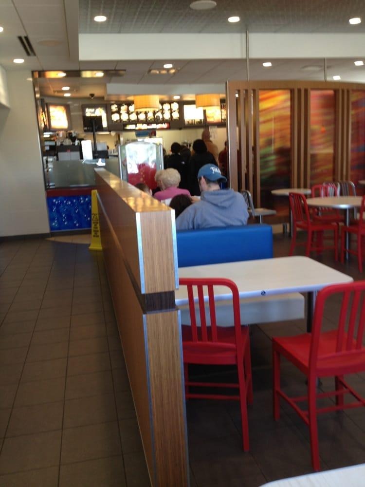 McDonald's: 2139 N Main St, Princeton, IL