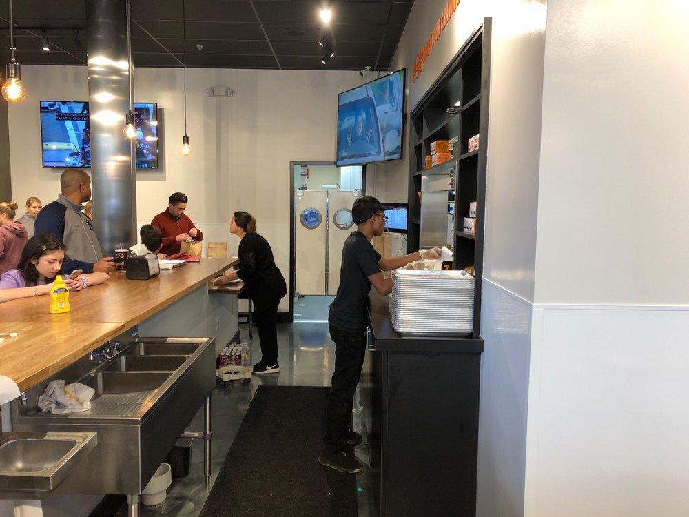 Burgerim: 22855 Brambleton Plz, Brambleton, VA