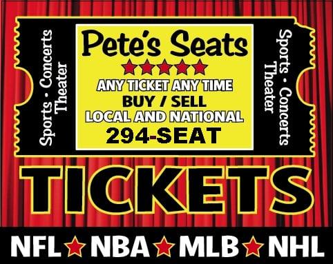 Pete's Seats
