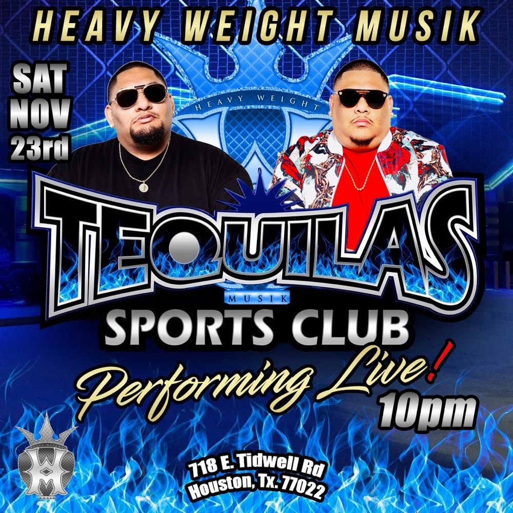 Tequilas Sports Club: 718 E Tidwell Rd, Houston, TX