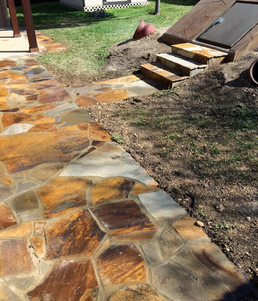Landscape and Stonework Design by Susanna: Waxahachie, TX