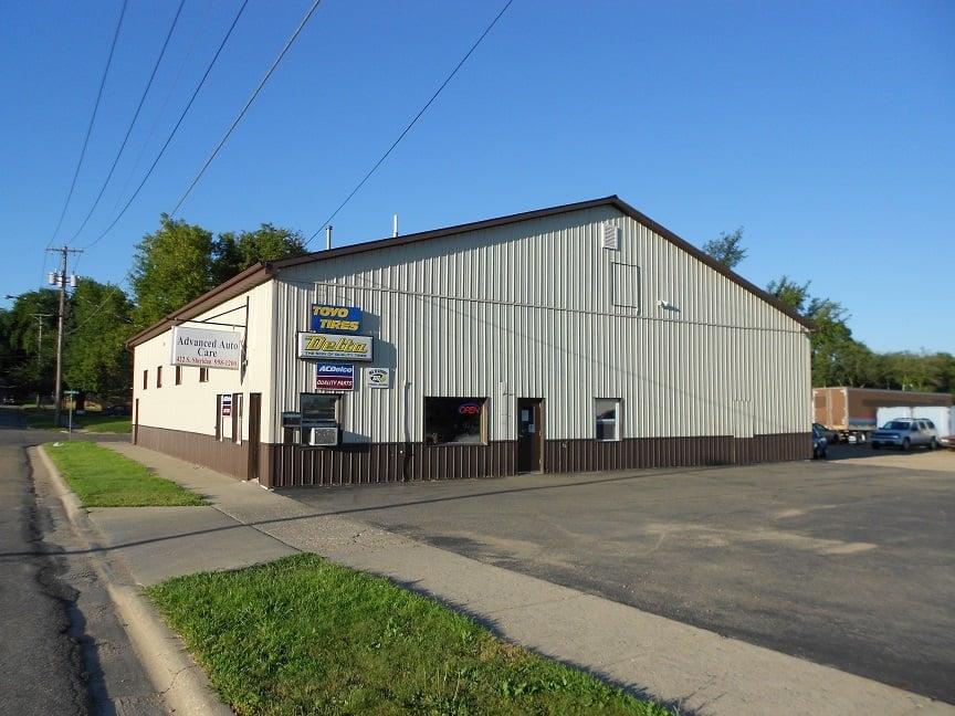 Advanced Auto Care: 422 S Sheridan St, Fergus Falls, MN