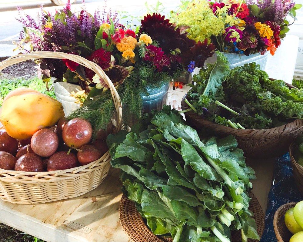 Hawi Farmers Market: 55-503 Hawi Rd, Hawi, HI