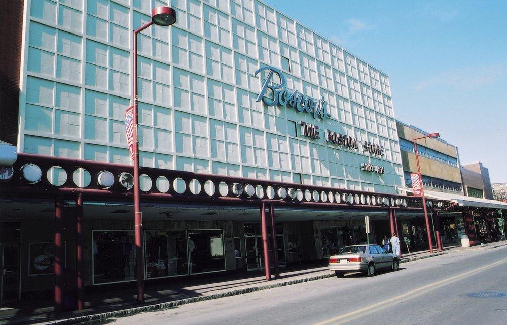 Boscov's: 15 S Main St, Wilkes Barre, PA
