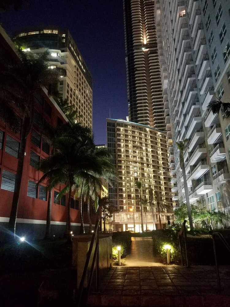 Brickell Key Park