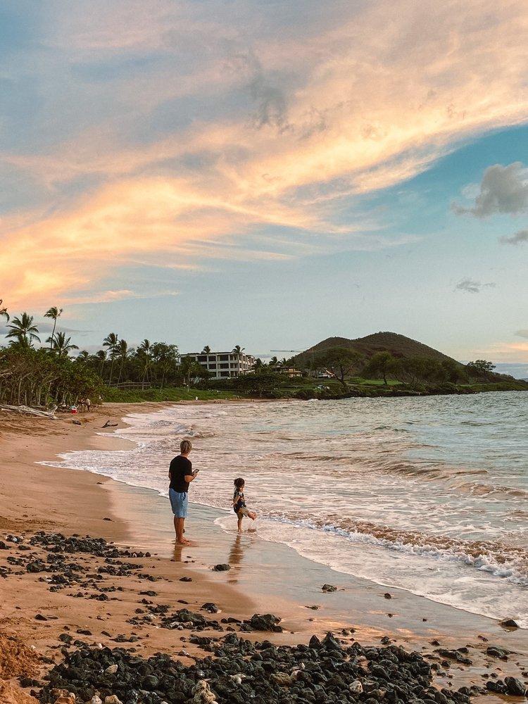 Maluaka Beach: Makena Rd, Kihei, HI