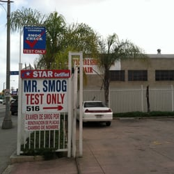 mr smog test only 33 reviews smog check stations 516 e anaheim st long beach ca phone. Black Bedroom Furniture Sets. Home Design Ideas