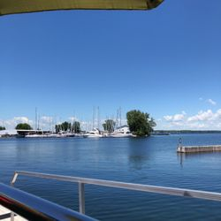 Photo Of The Boathouse Restaurant Sackets Harbor Ny United States