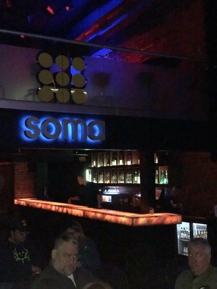 Soma Ultralounge: 320 N Neil St, Champaign, IL