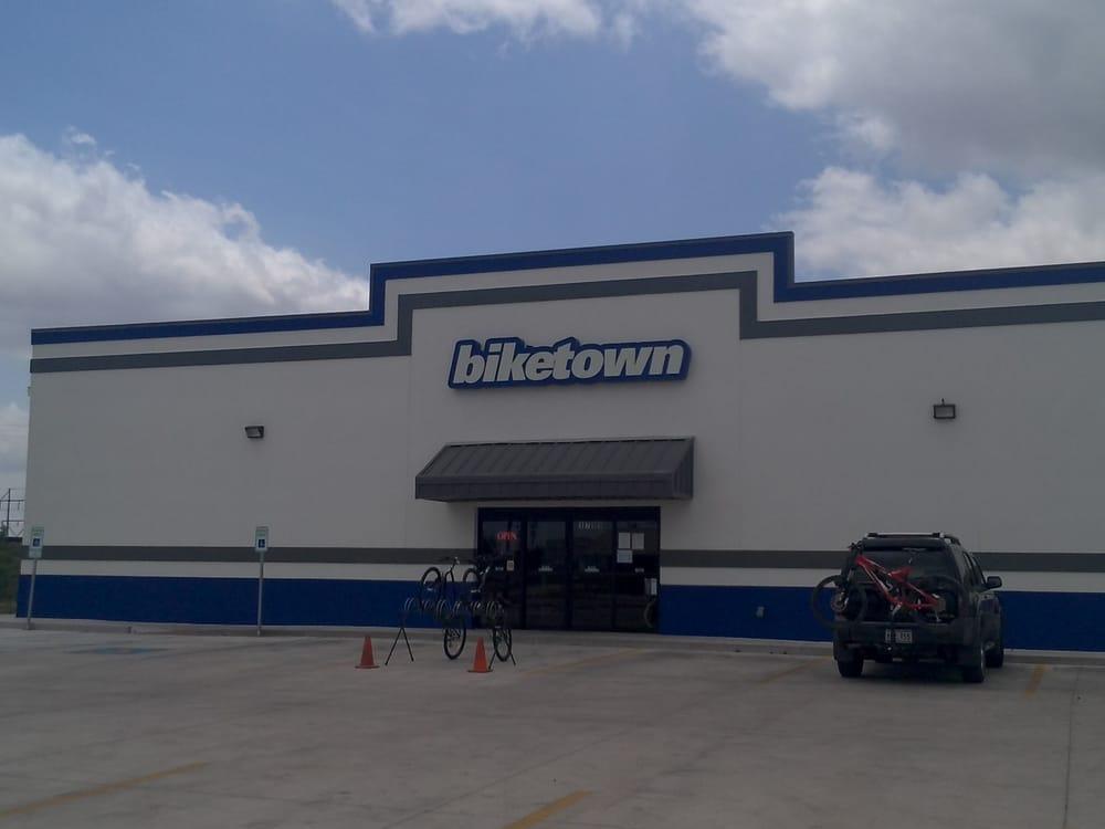 Bike Town: 1789 Industrial Blvd, Abilene, TX