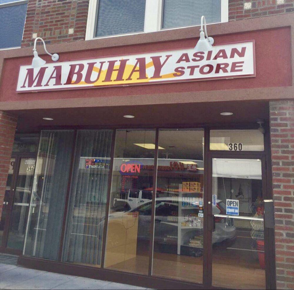 Mabuhay Asian Store: 360 Main St, Ansonia, CT