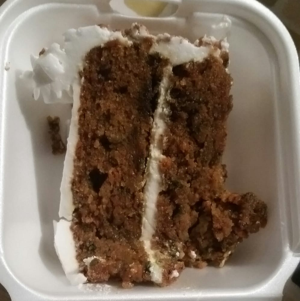 Elk Grove Vw >> Carrot Cake $3.95 to-go - Yelp