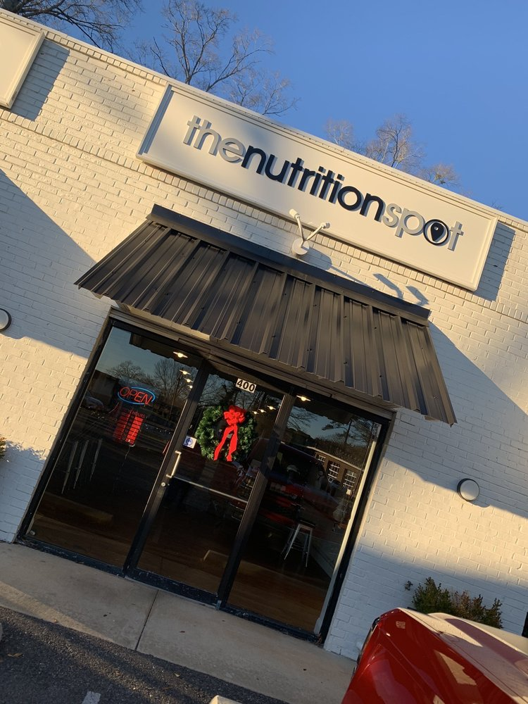 The Nutrition Spot: 1259 Valley St, Montevallo, AL