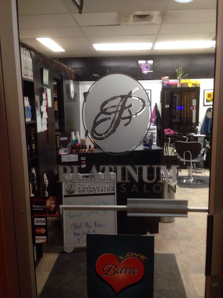 Platinum Hair Salon: 134-170 Hwy 14, Barre, VT