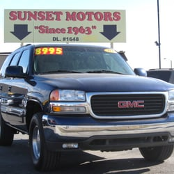 Sunset Motors - Car Dealers - 2324 W Fairview Ave, Boise, ID - Phone