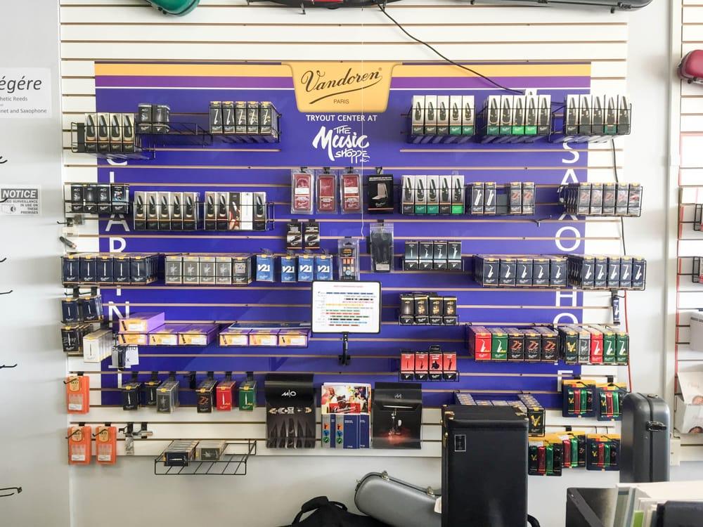 The Music Shoppe: 27 E Marketview Dr, Champaign, IL