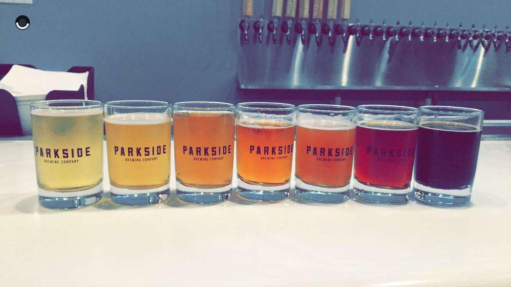Parkside Brewing Company: 2601 Madison Ave, Burlington, IA
