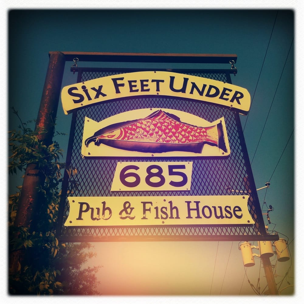 photos for six feet under pub fish house west midtown