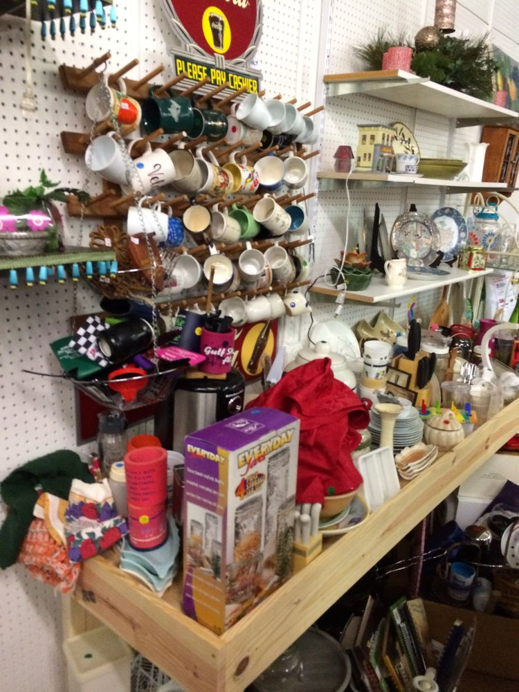 Castle Treasures Thrift Store: 5657 US-90, Theodore, AL