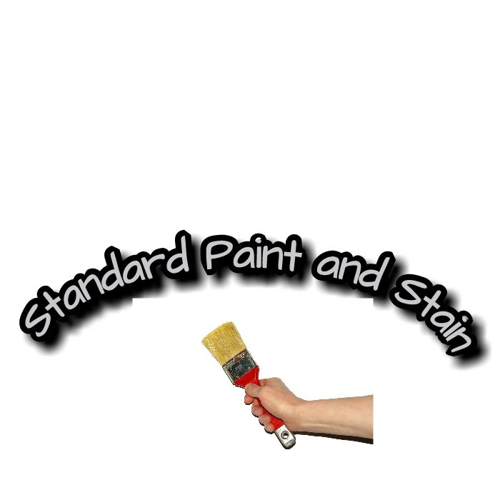 Standard Paint and Stain: 467 Sanders St, Clarkesville, GA