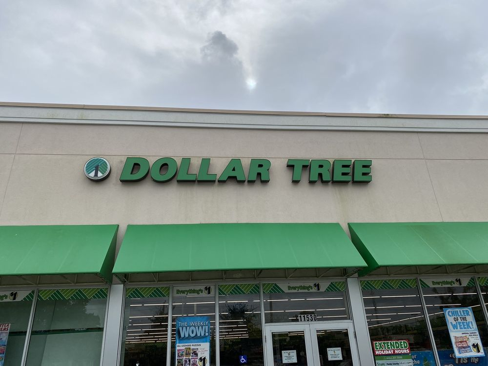Dollar Tree: 11530 W Sample Rd, Coral Springs, FL