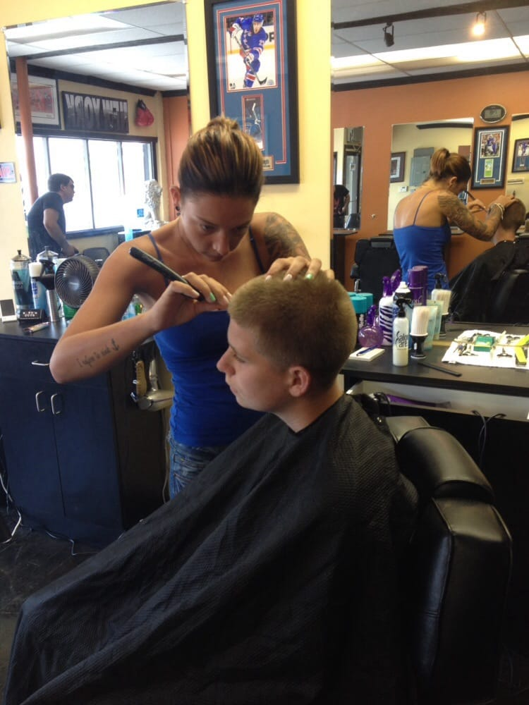 Best ifemalei ibarberi EVER Jaimee can do it all Hot shaves