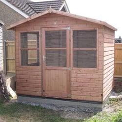 Garden Sheds Kent ace sheds - gardening centres - sparrow hatch lane, kent - phone