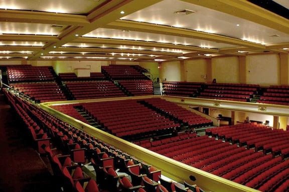 6 Photos For Thomas Wolfe Auditorium