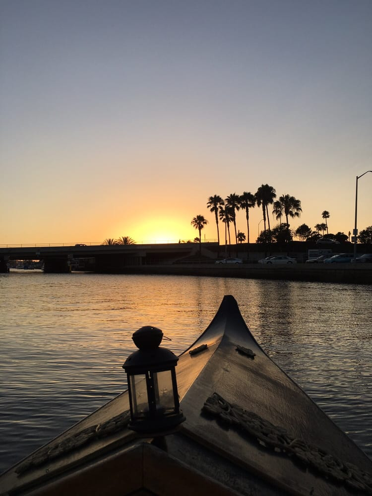 Gondola Company Of Newport Newport Beach Ca
