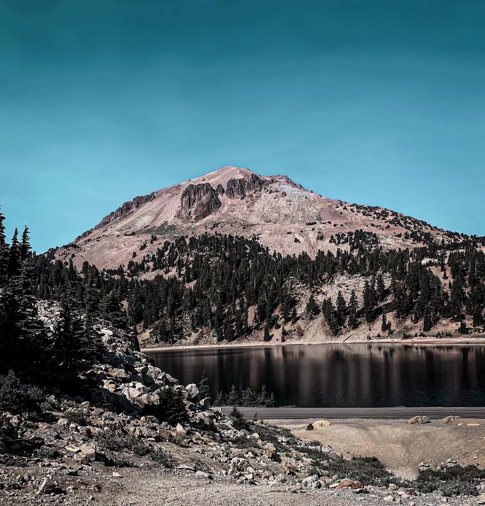 Bumpass Hell Trail: Mineral, CA