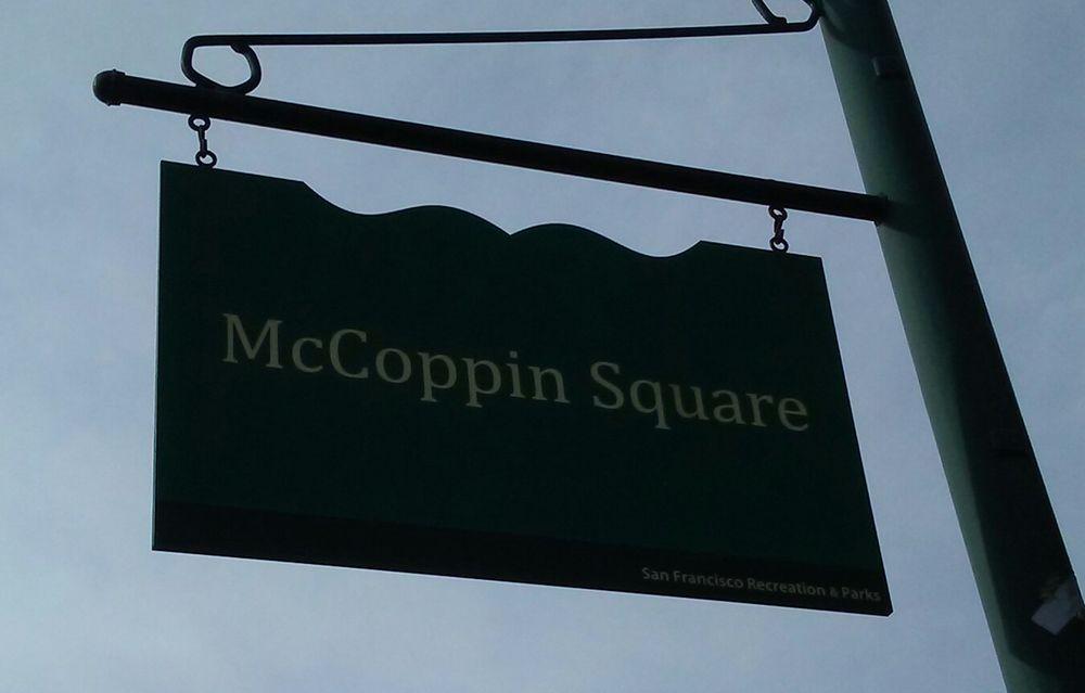 McCoppin Square: 1300 Taraval St, San Francisco, CA