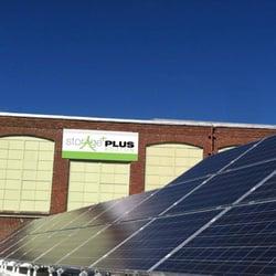 Photo Of Storage Plus Boston   Waltham, MA, United States. Our Solar Panels