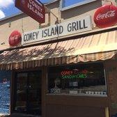 Coney Island Sandwich Shop Saint Petersburg Fl