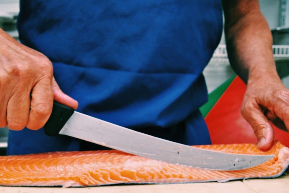 Seafood Station: 10488 Loveland Madeira Rd, Loveland, OH