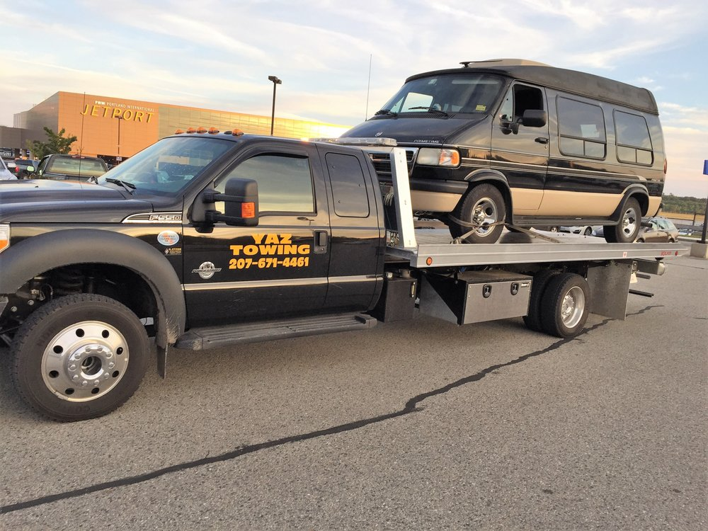 Towing business in South Portland, ME