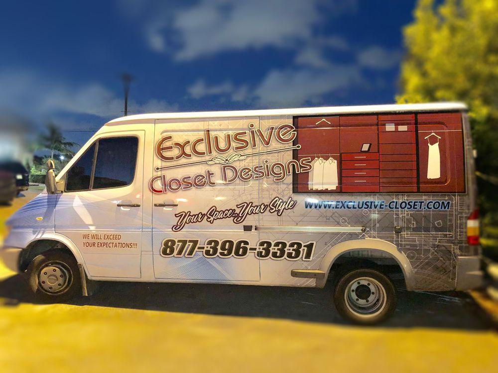 Exclusive Closet Design