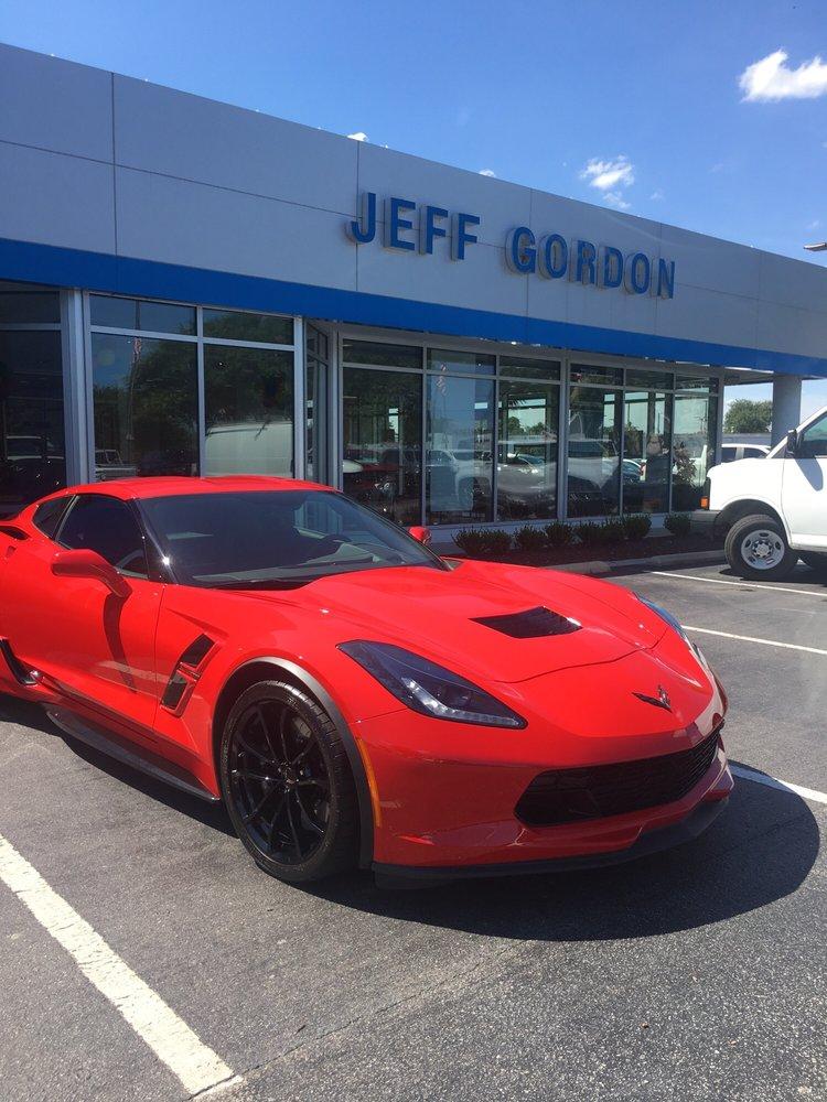 Jeff Gordon Chevrolet 95 Photos 40 Reviews Car Dealers