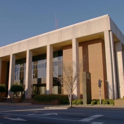 Cabarrus County Courthouse - Courthouses - 77 Union St S